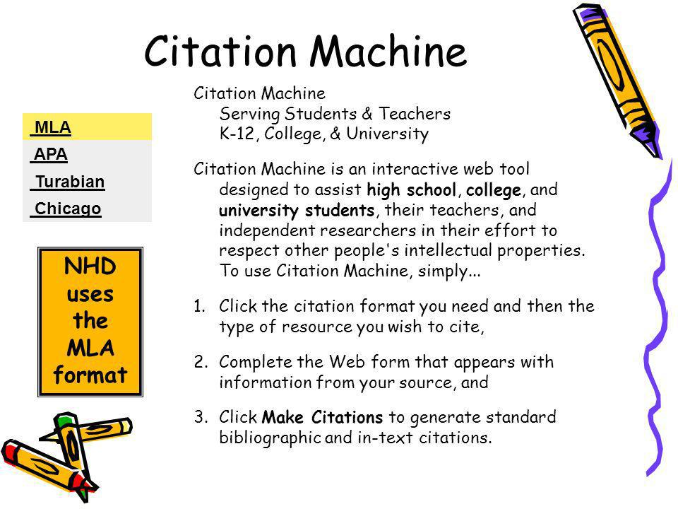 cse format citation machine