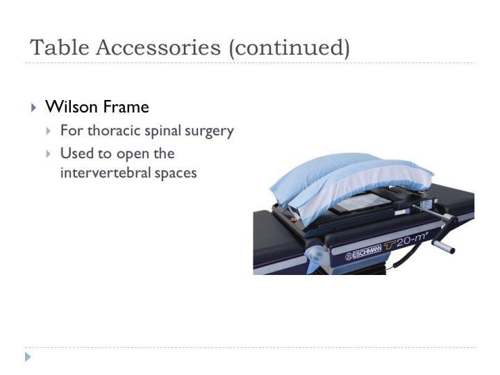 jackson frame spine surgery | Framess.co