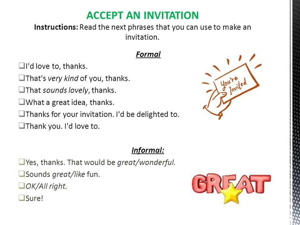 thanks for accepting invitation Invitationjpgcom