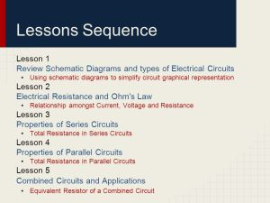 Series vs Parallel Circuits  ppt video online download