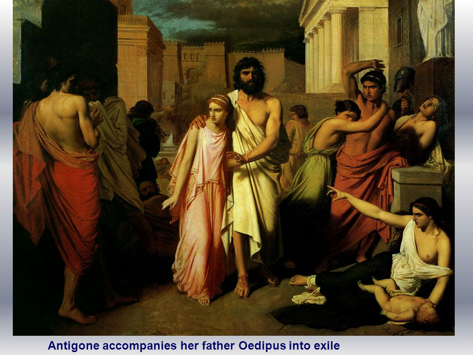 Image result for ancient greek exile