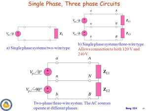 Chapter 12 Three Phase Circuits  ppt video online download