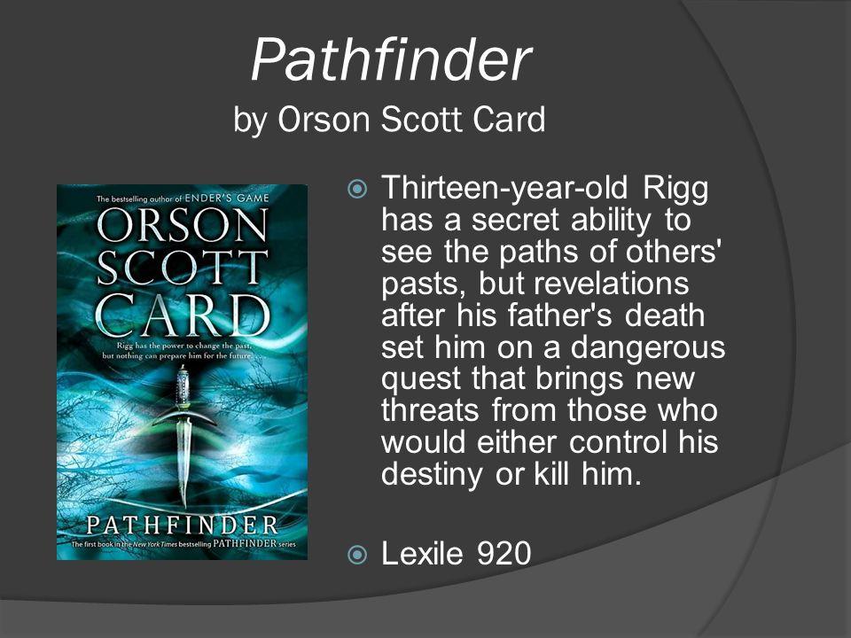 pathfinder orson scott card