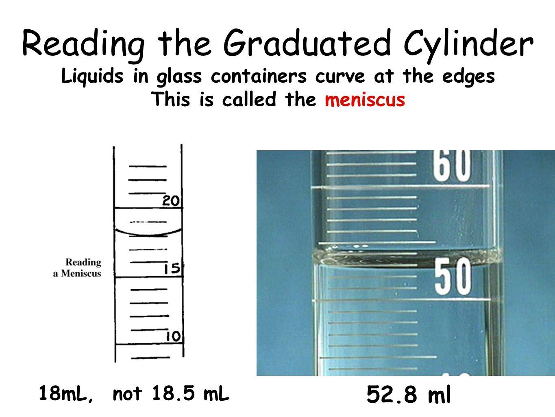 Dispment Graduated Cylinder Worksheet Middle School