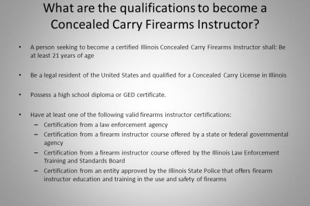 Free Resume 2018 » firearms instructor certification | Free Resume