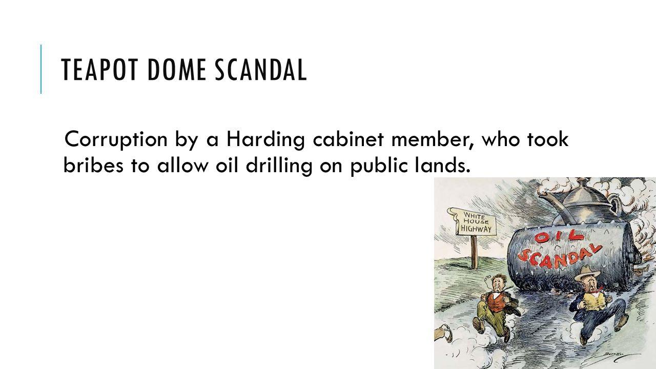 Warren Harding Cabinet Members | memsaheb.net