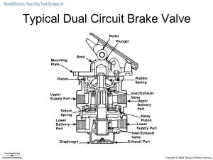 Chapter 28 Truck Brake Systems  ppt video online download