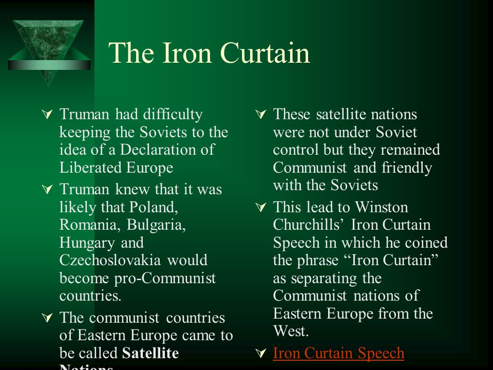 Who Coined The Term Iron Curtain 100 Who Coined The Term