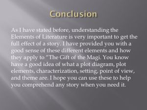 """Story: """"The gift of the magi""""  ppt download"""