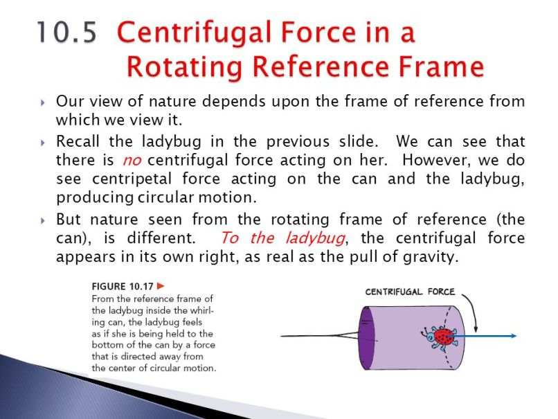 Forces In Rotating Reference Frames | Frameswalls.org