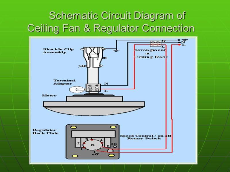 Panasonic Ceiling Fan Wiring Diagram : How to repair ceiling fan regulator integralbook