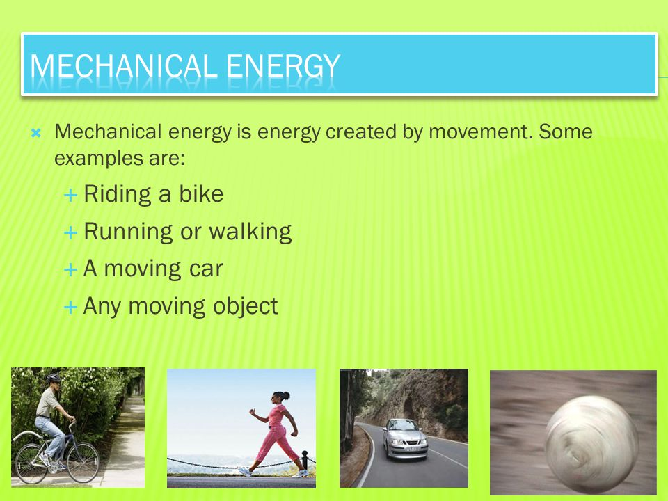 Batteries Chemical Potential Energy Examples