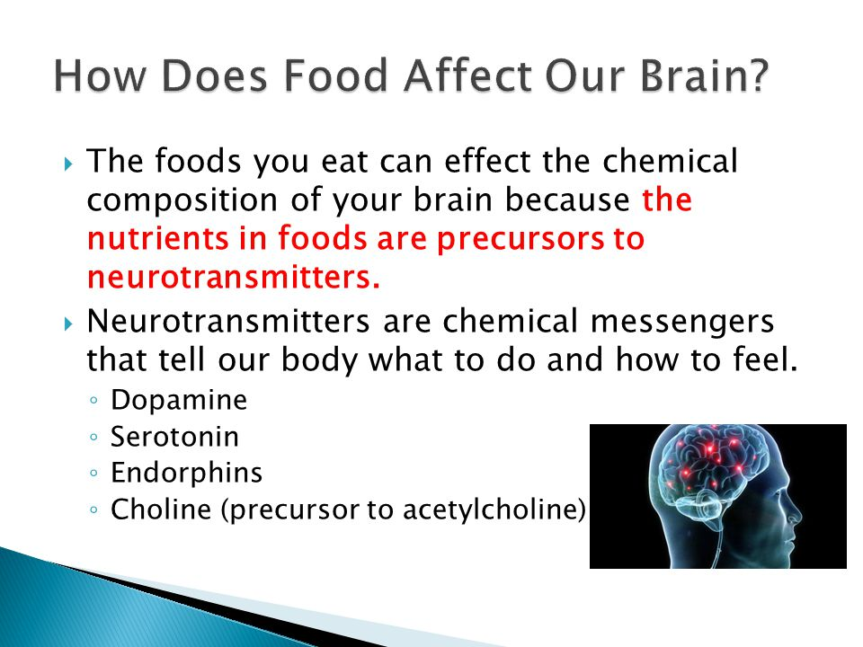 Foods Increase Dopamine