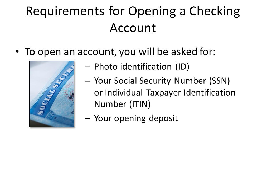 Bank Account Number Security