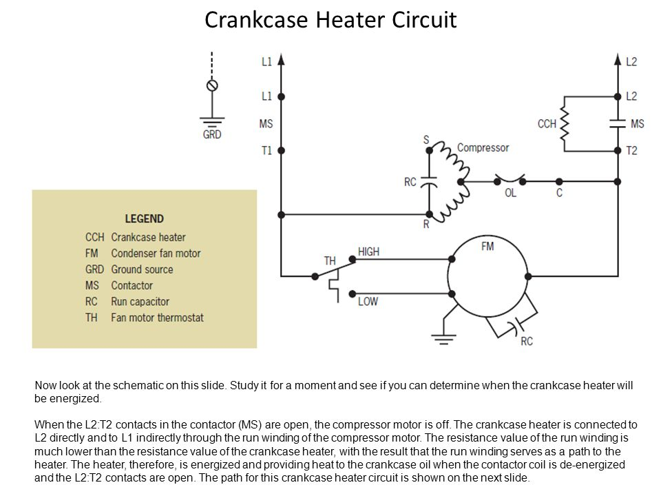 Crankcase Heater Circuit?resize\\\=665%2C499 heaters diagram chromalox wiring 050678015 3 phase heating element  at readyjetset.co