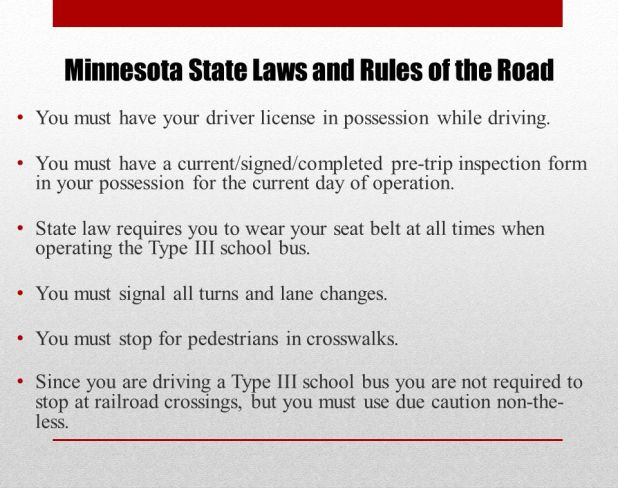 Car Seat Rules Mn