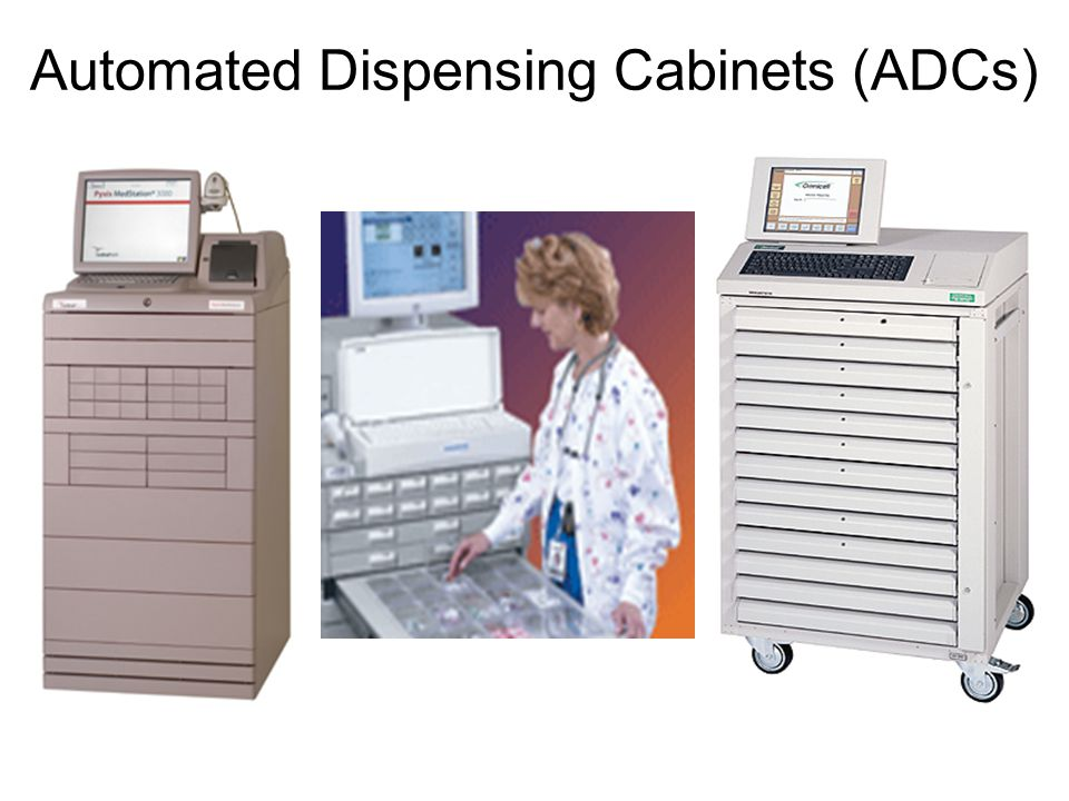 Automated Dispensing Cabinets Manufacturers