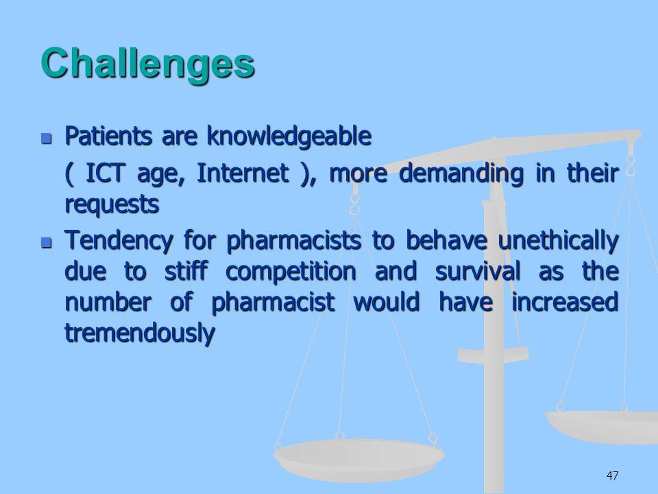 Ethics In Dispensing How Does Pharmacy Legislation
