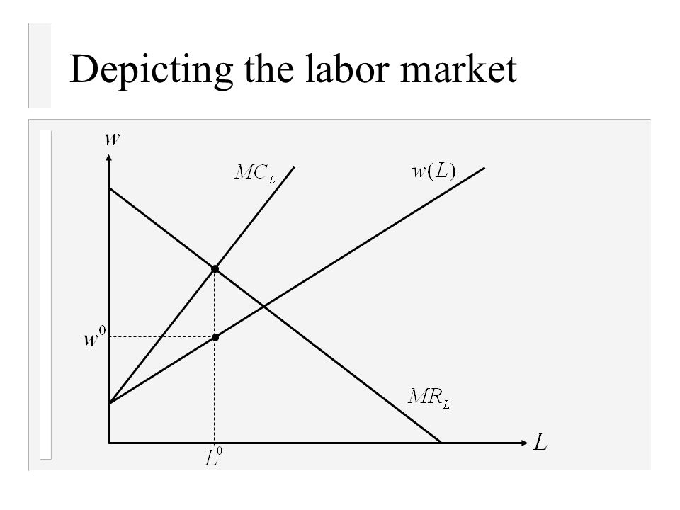 Factor Market Profit Maximizing Monopoly