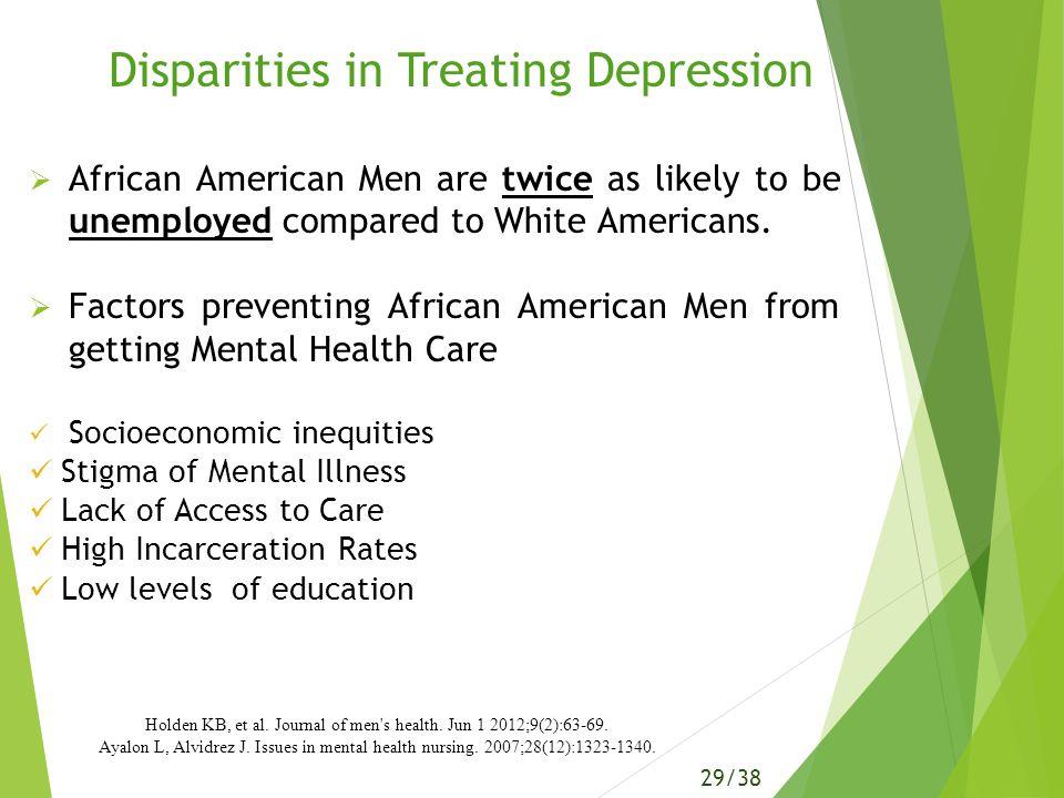 Americans Mental Illness