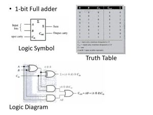 COMBINATIONAL CIRCUITS USING TTL 74XX ICS  ppt video