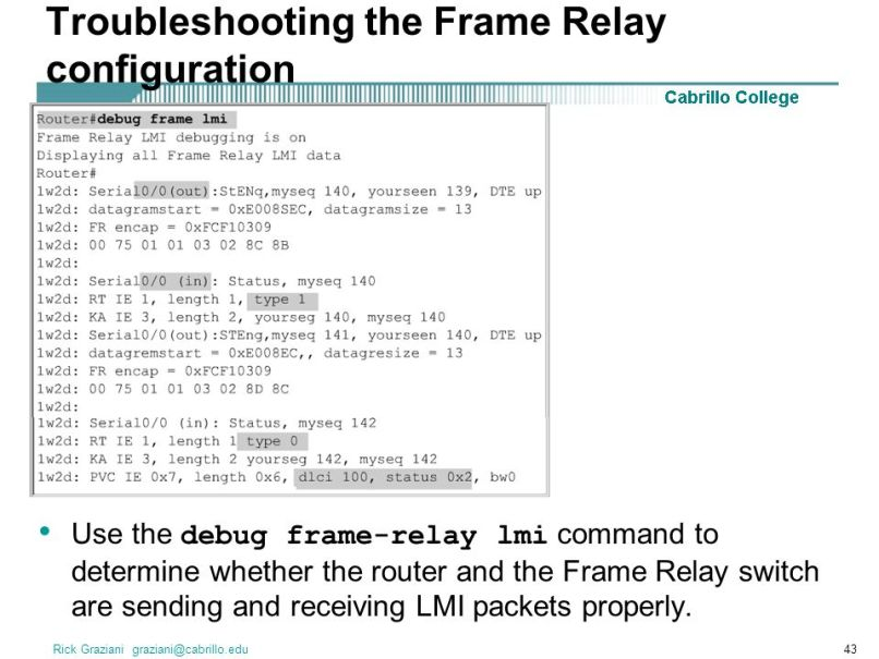 Frame Relay Switching Command Doesn T Work | Frameswalls.org