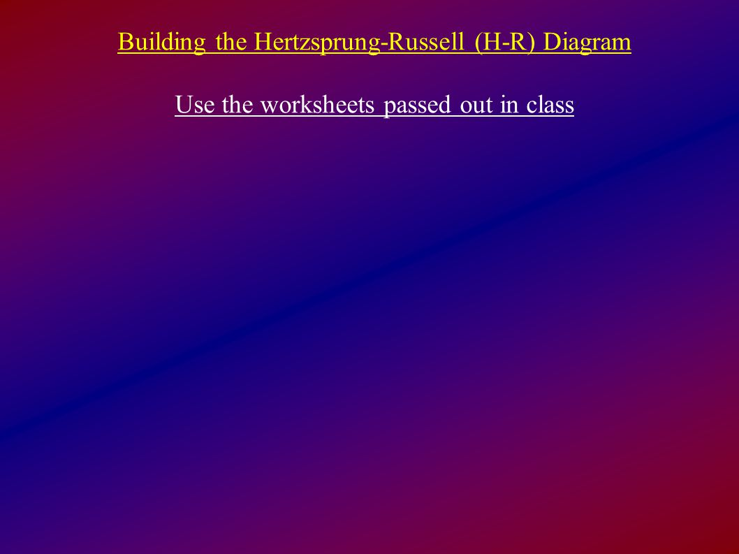 Worksheet Hertzsprung Russell Diagram Worksheet Grass Fedjp Worksheet Study Site