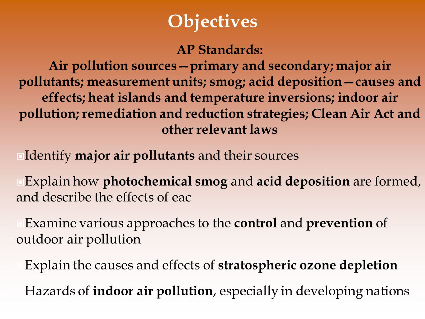 What Is Indoor Air Pollution Definition Sources Effects Worksheet High School What Best Free