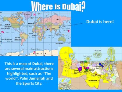 Can the continued growth and development of Dubai be ...