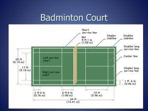 Badminton  ppt video online download