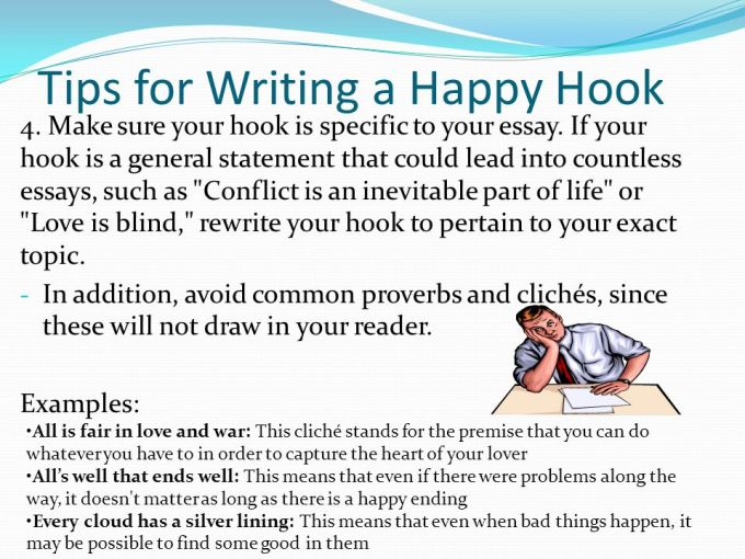 hook essay how to develop a for writing ppt online