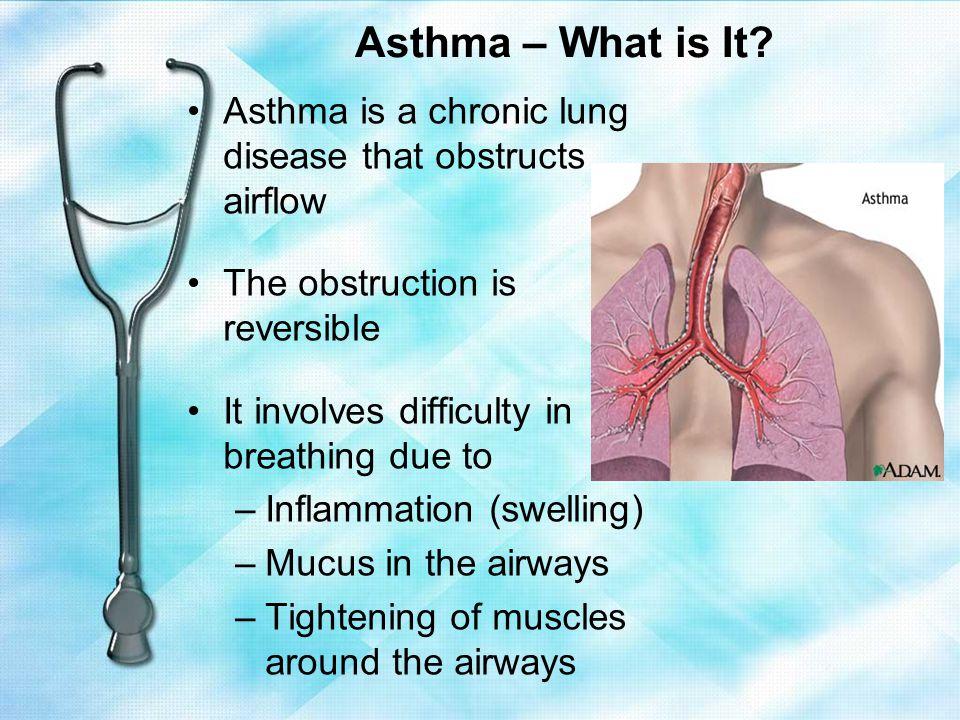 Asthma Cough Sound