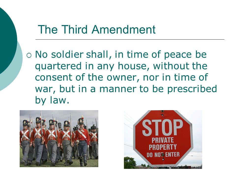 Law Approving Third Amendments