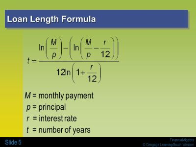 4-3 LOAN CALCULATIONS AND REGRESSION - ppt video online ...