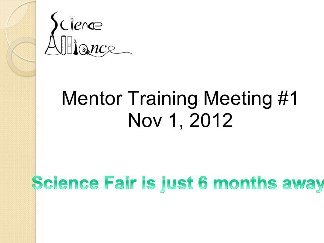 Mentor Training Meeting 1 Nov 1 Ppt Video Online Download