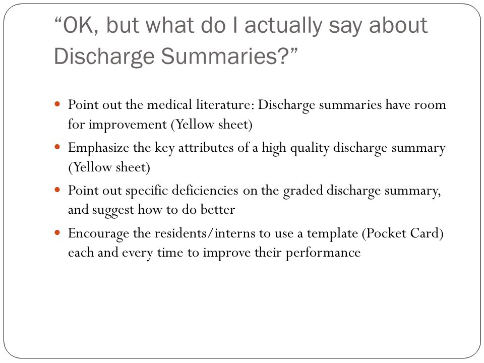 Pretty Hospital Discharge Summary Template Pictures Inspiration