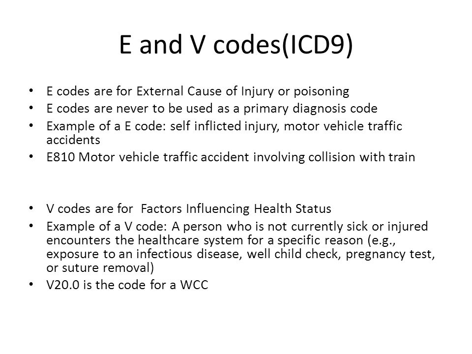 Icd 9 Motor Vehicle Accident Impremedia Net