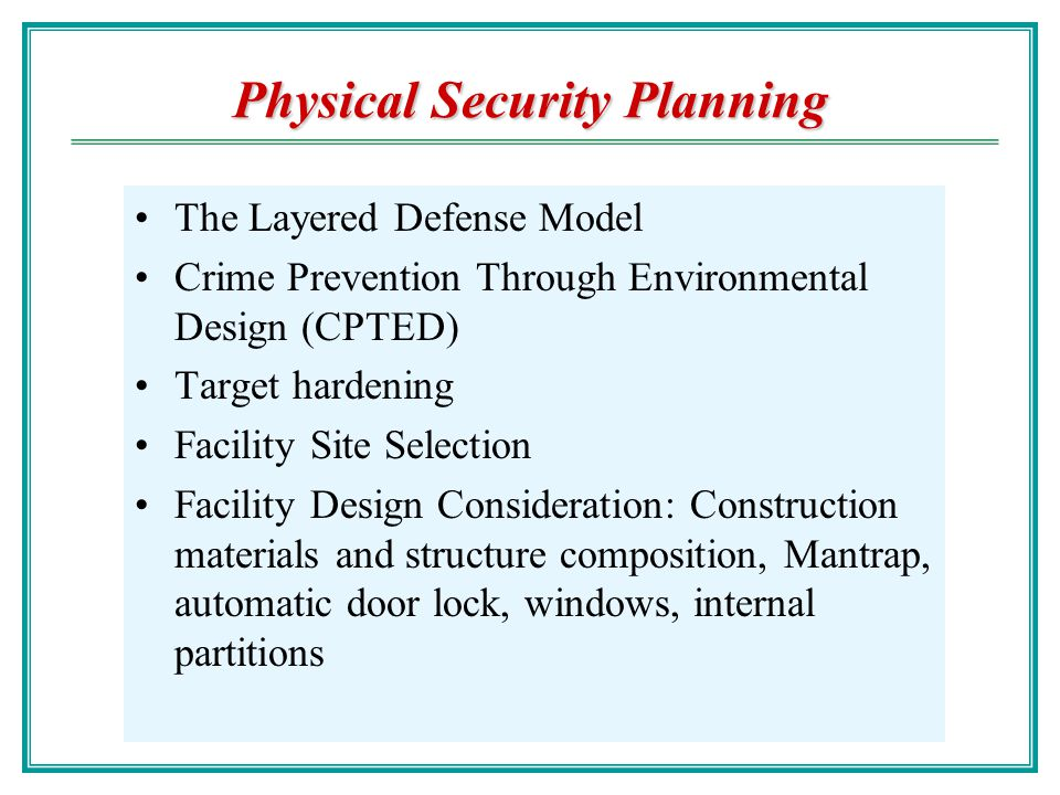 Cp Security Management