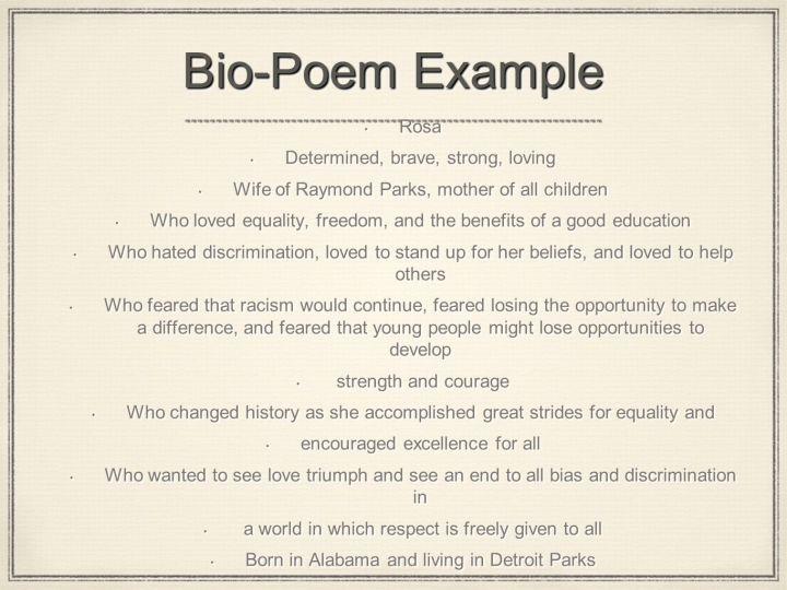Bio Poem Format 9th Grade – Bio Poem Worksheet
