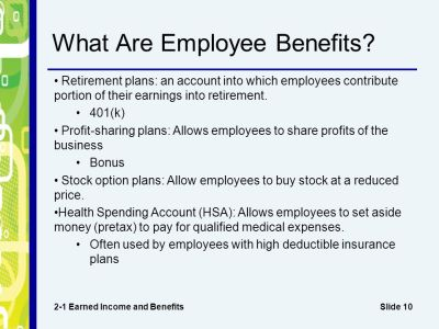 Chapter 2 Income, Benefits, and Taxes - ppt video online ...