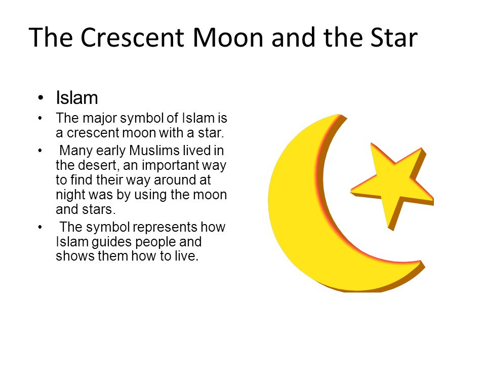 Star And Crescent Moon Symbol Meaning