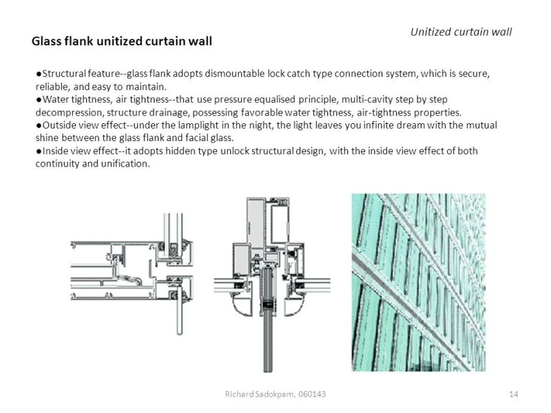 Types Of Curtain Wall Systems : Types of curtain wall systems ppt integralbook