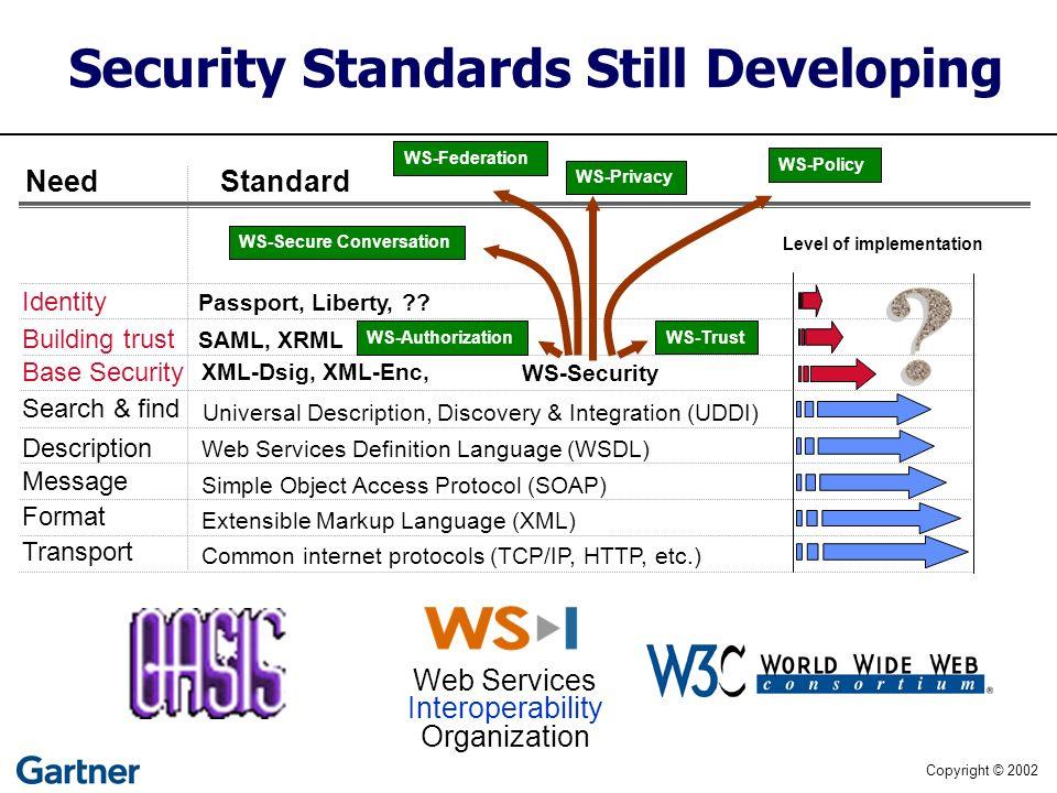 Web Development Security Standards