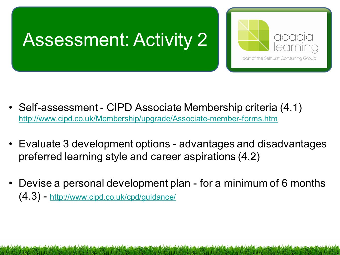 Developing Professional Practice 5dpp