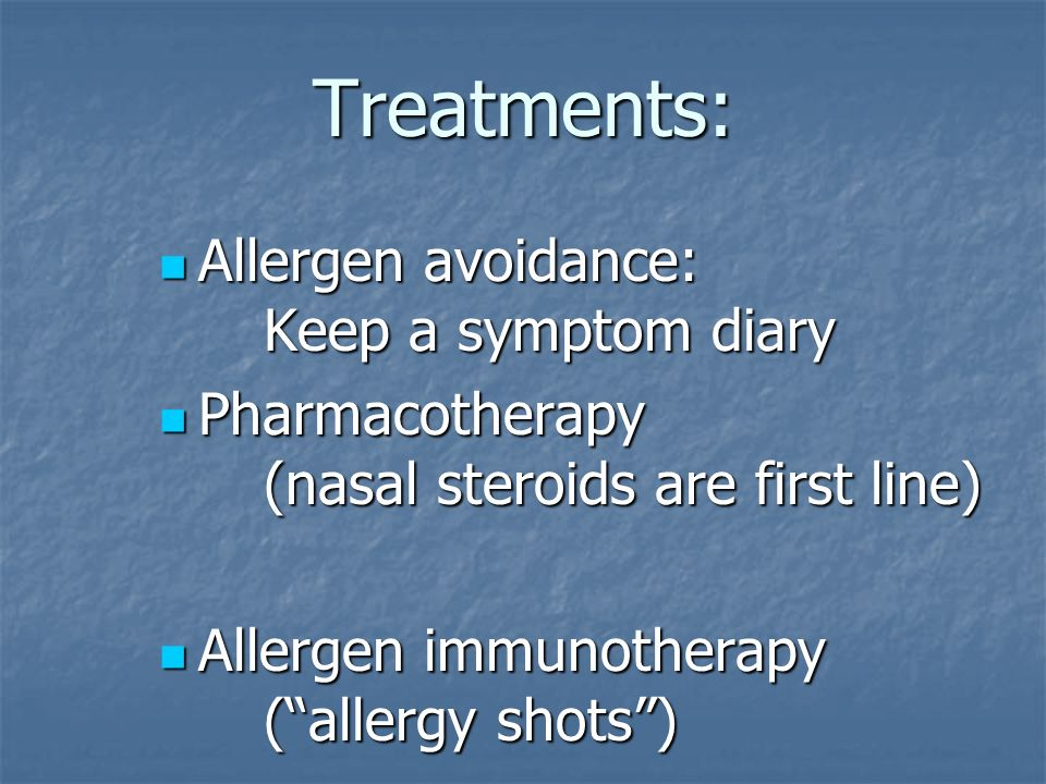 Image Result For How Does Allergen Immunotherapy Work