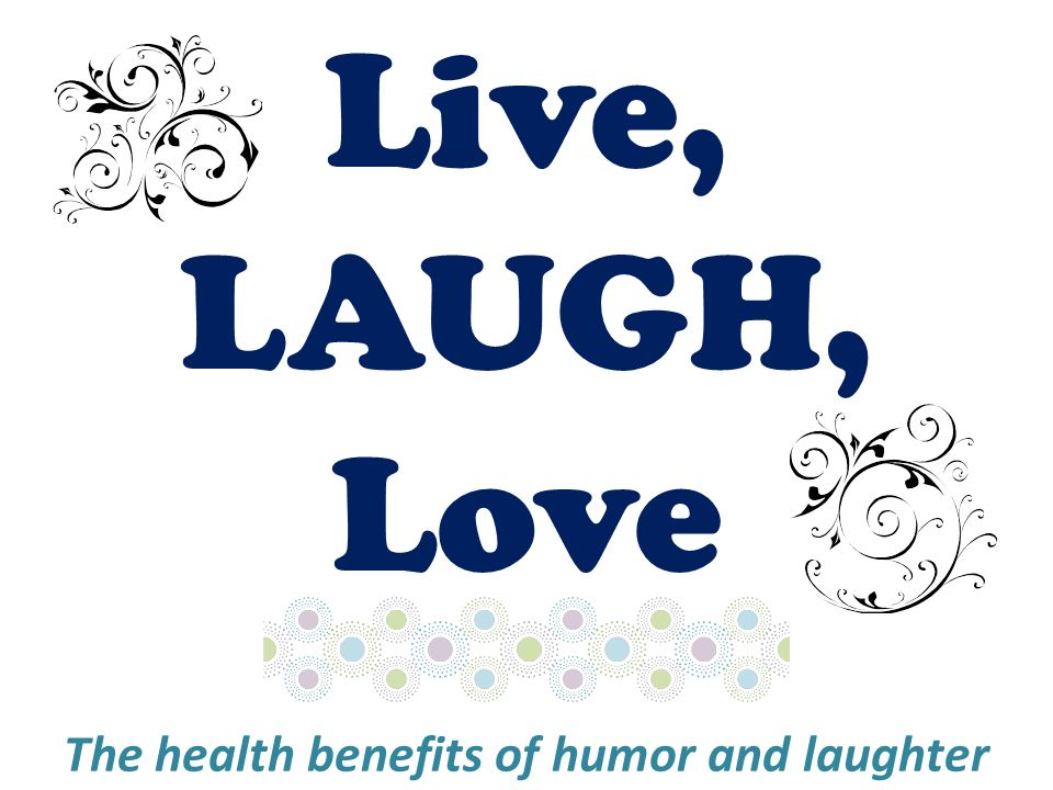 Physical Health Benefits Laughter