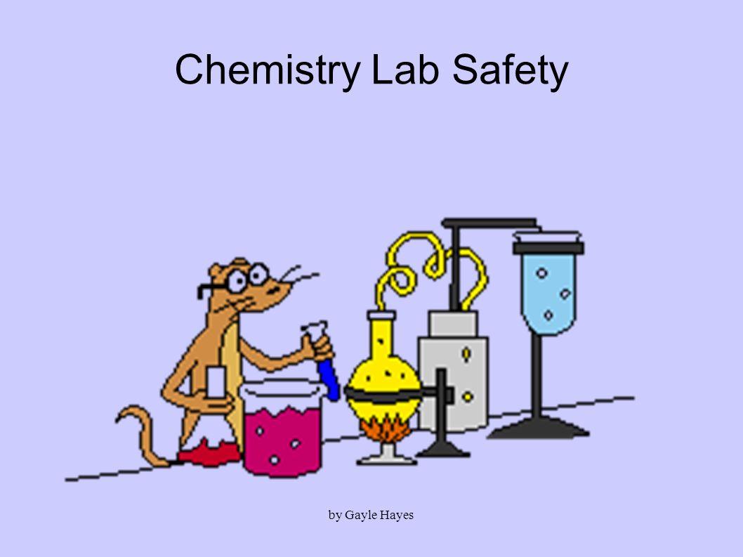 Chemistry Safety