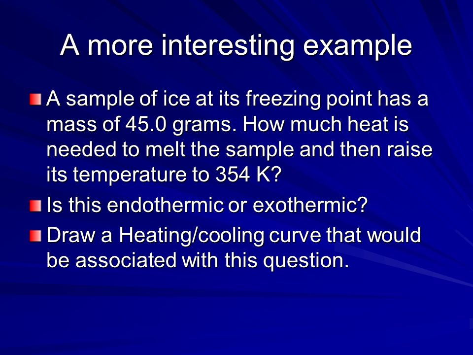 Examples Freezing Point Stuff Draw