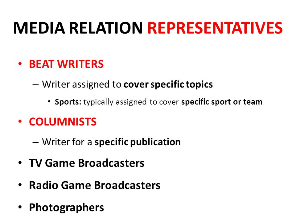 Positive And Negative Impacts Media Sport