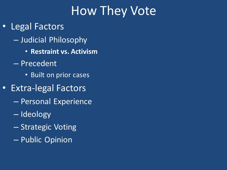 Image result for judicial voting